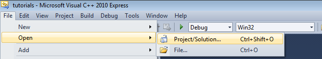 Installing on Windows